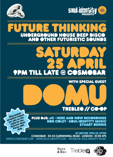 Future Thinking Party