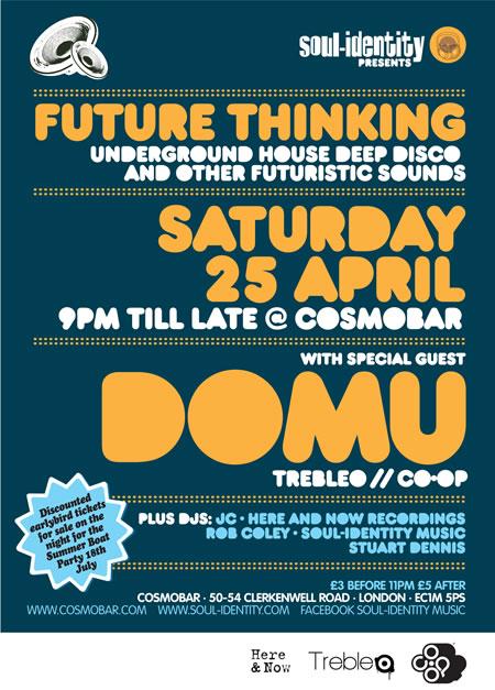 Future Thinking Party